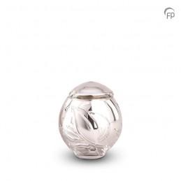 Glazen Mini Urn Bohemian...