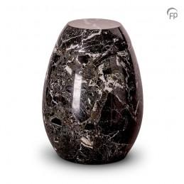 Grote Marmeren Urn zwart...