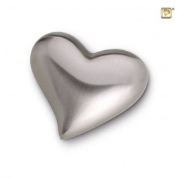 Messing Mini Hart Urn...