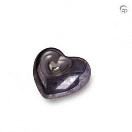 Kleine Keramische Hart Urn...