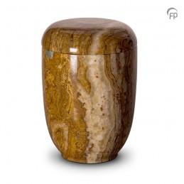 Grote Marmeren Urn beige