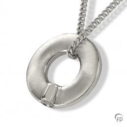 Zilveren Ashanger 'Kleine...