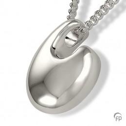 Zilveren Ashanger 'Moeder...